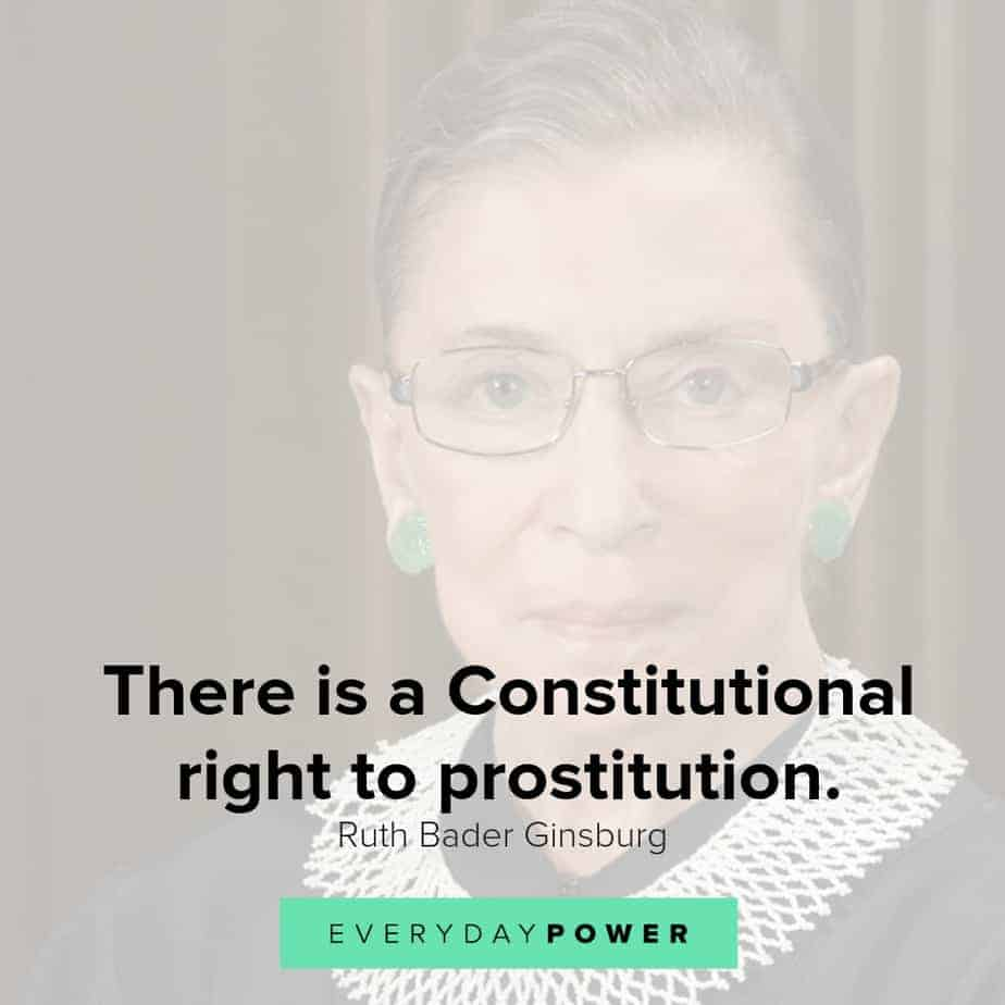 Ruth Bader Ginsburg quotes that prove she's a force to be reckoned with