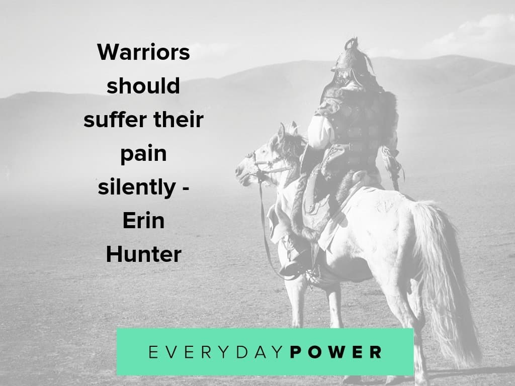 Warrior quotes to inspire and motivate you