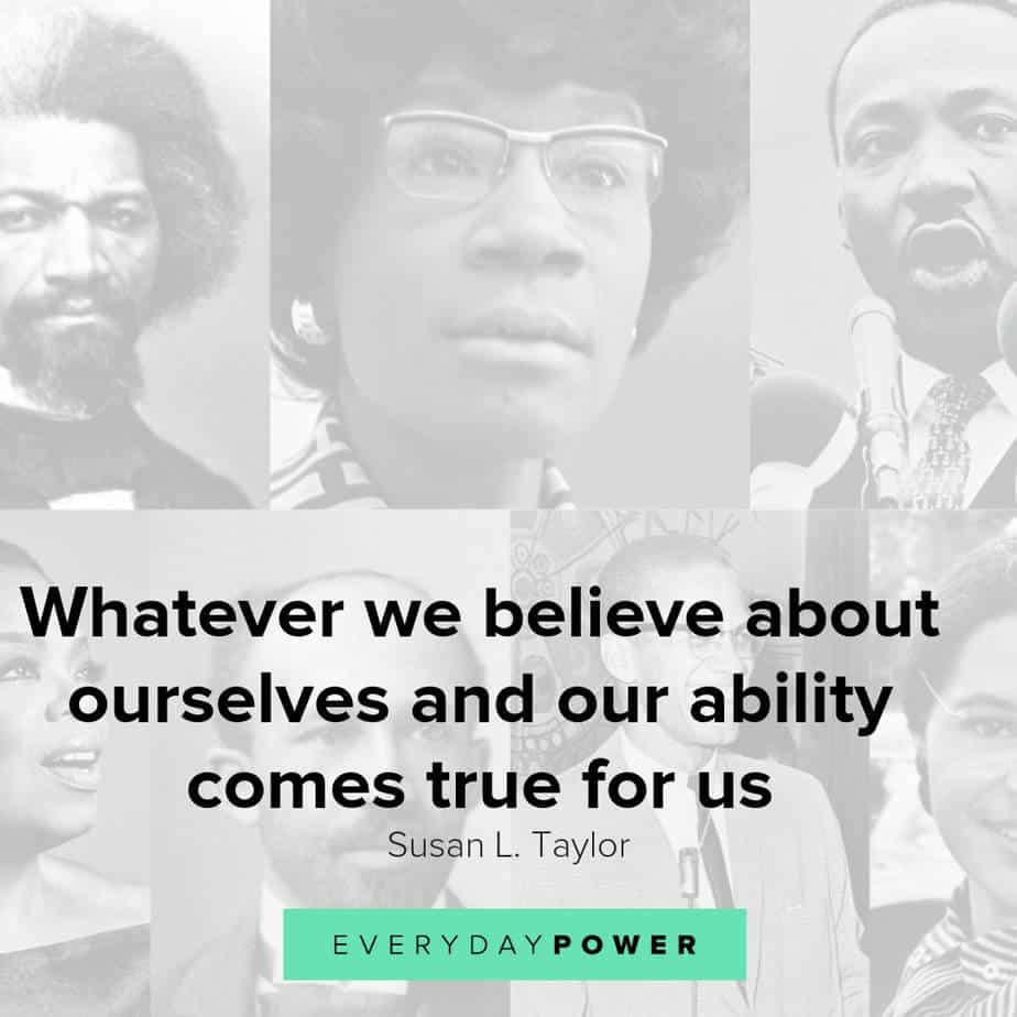 Black History Month quotes to inspire and motivate