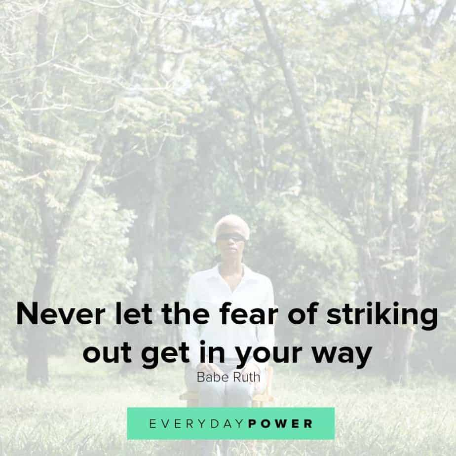 Fear quotes to help you confront the world