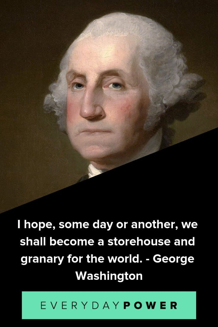 George Washington quotes to inspire true servant-leadership