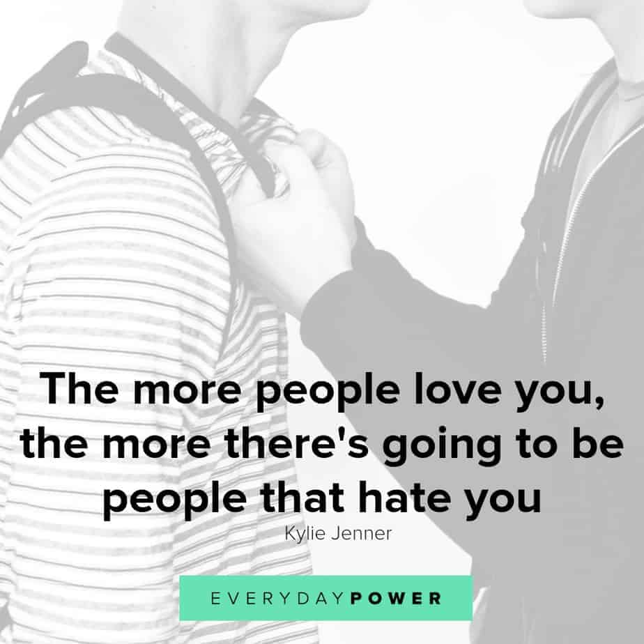 Hate quotes to help you control your feelings