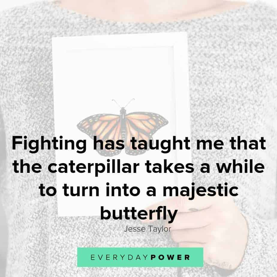 butterfly quotes to inspire and teach