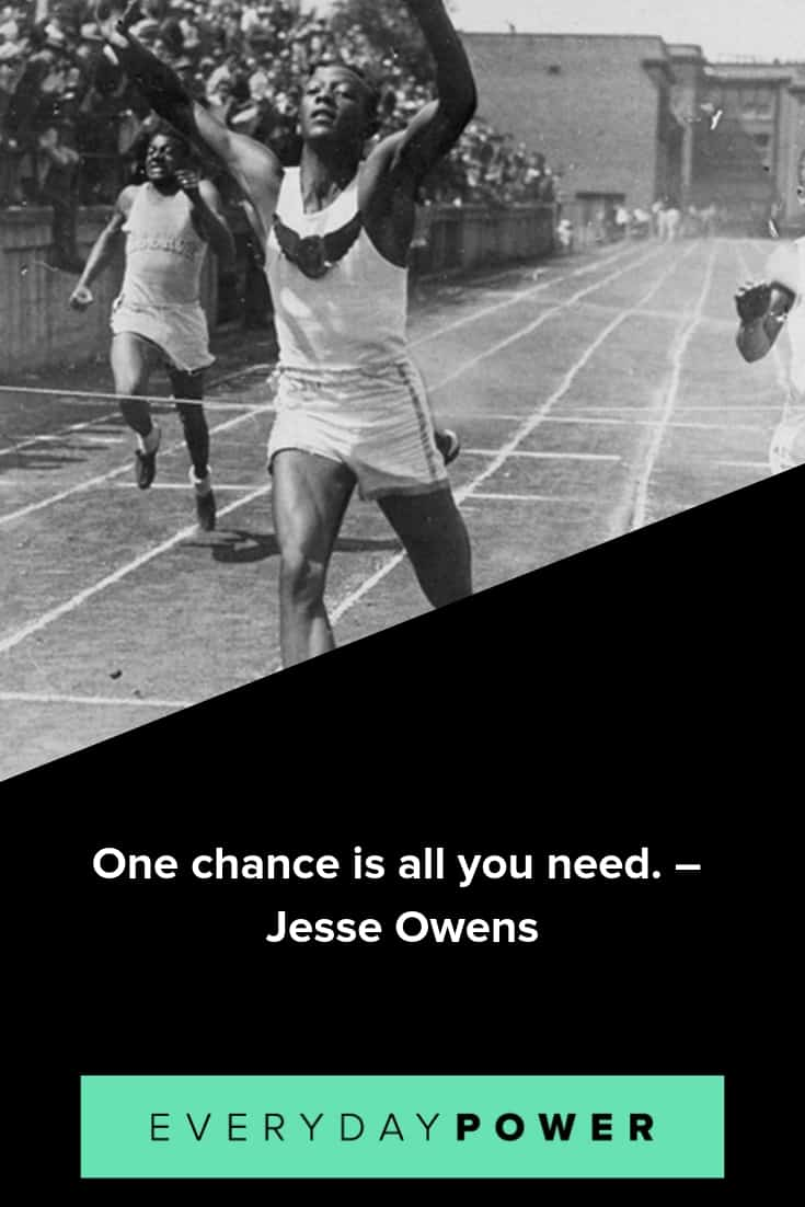 Jesse Owens Quotes Celebrating Aspirations and Success