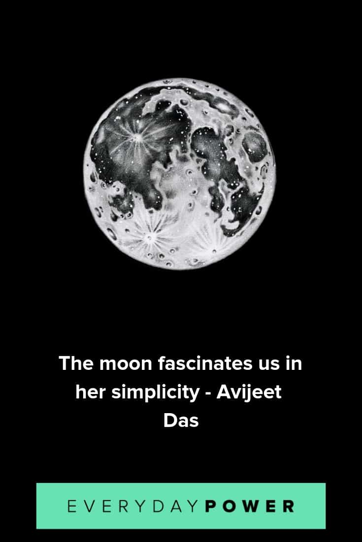 Moon quotes to inspire you to grow and regrow