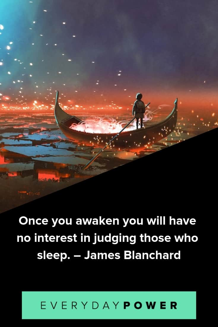 Spiritual awakening quotes that celebrate the journey of life