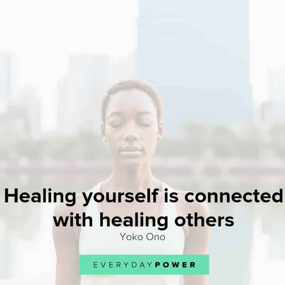 Healing quotes honoring your struggles and strengths