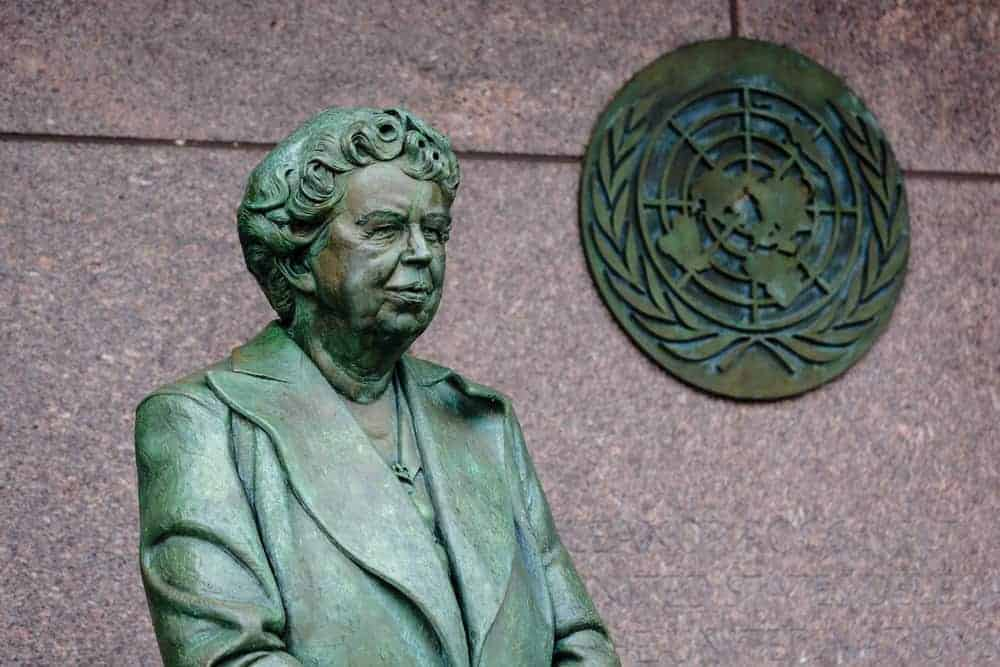 50 Eleanor Roosevelt Quotes on Fear, Human Rights, and Friendship
