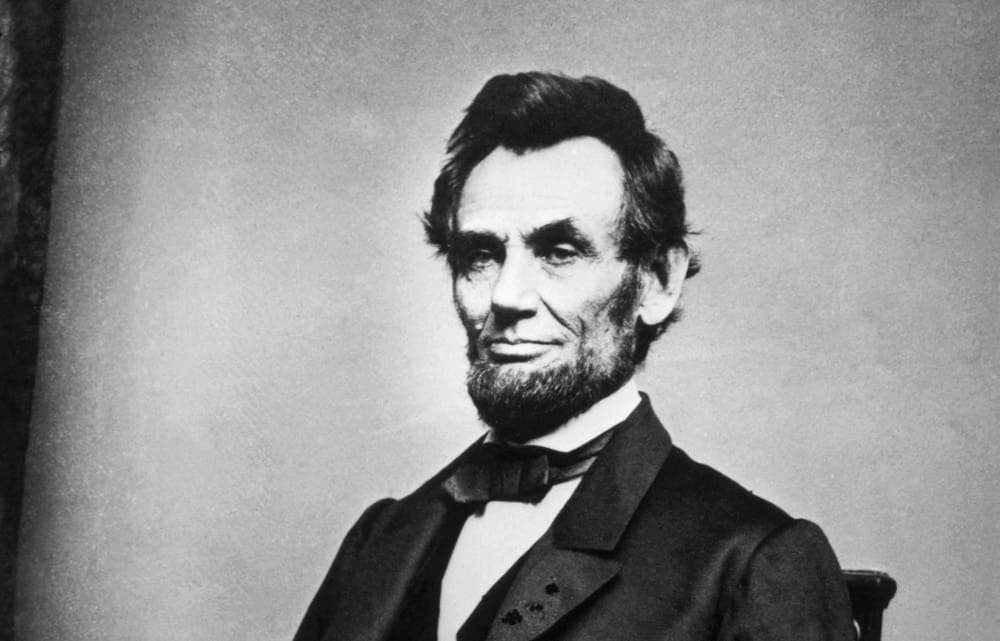 Abraham Lincoln quotes on life, education, and freedom