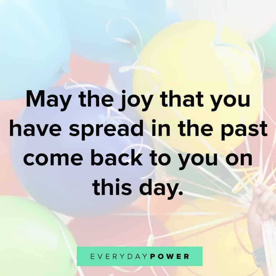 uplifting Happy Birthday Quotes