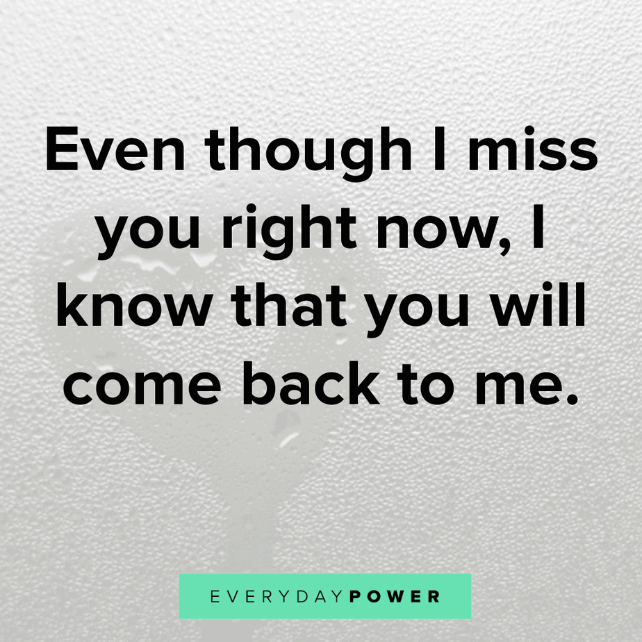 95 I Miss You Quotes For Him and Her (2019)