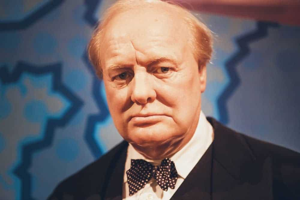 Winston Churchill Quotes on Democracy, The Arts, and Leadership