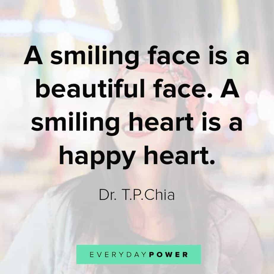 11 Smile Quotes  Beautiful, Simple Sayings to Make You Smile (11)