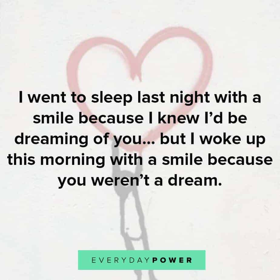 deep love quotes to make you smile