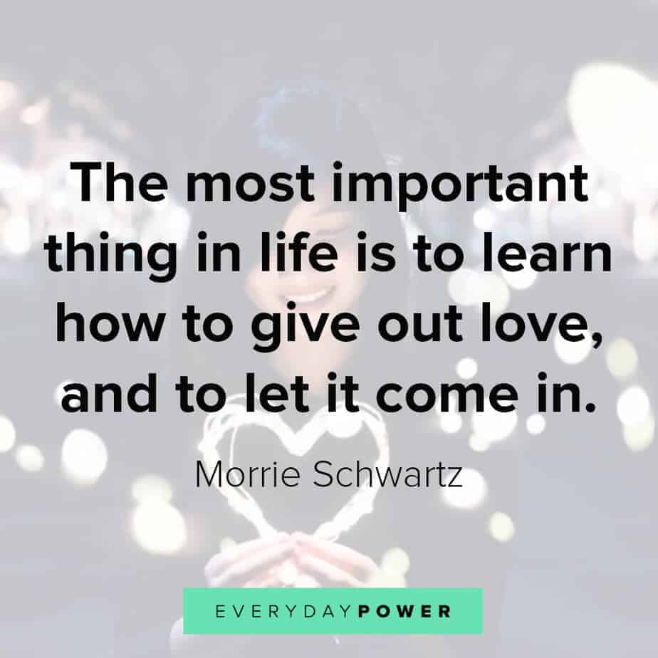 deep love quotes on giving it