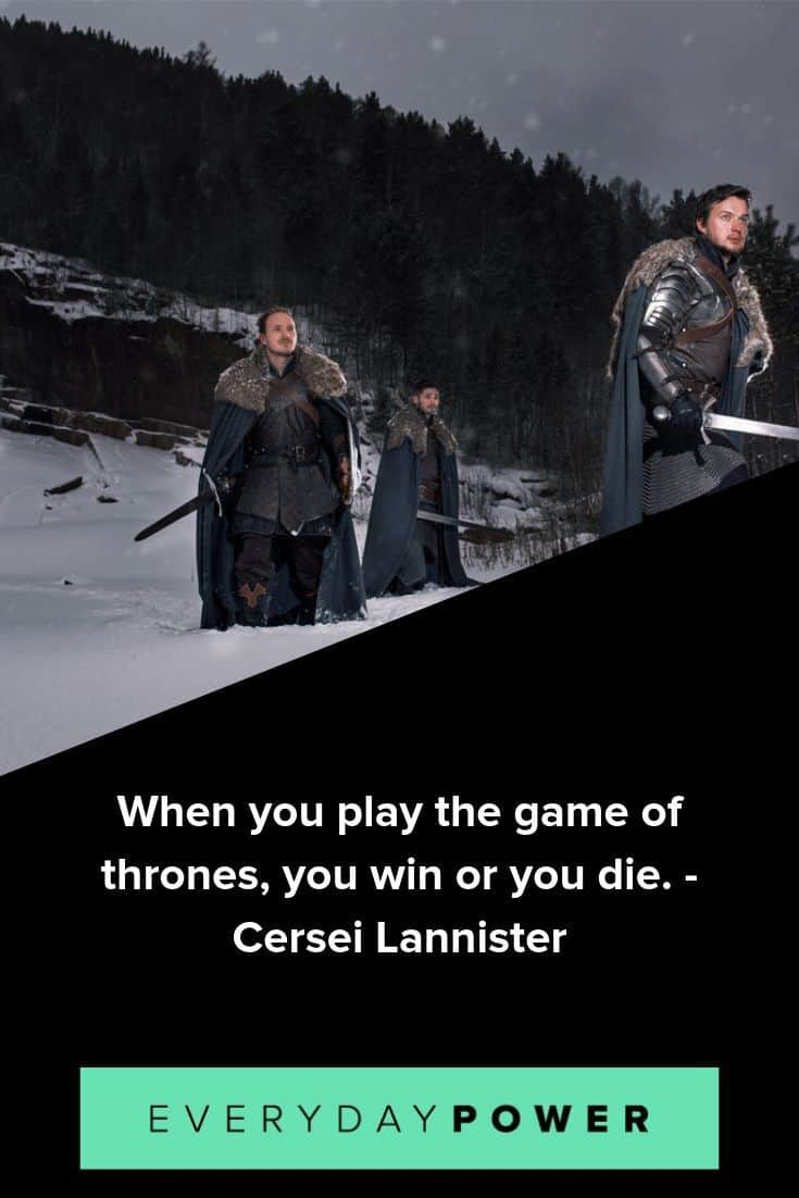 Game of Throne Quotes Celebrating The Final Season