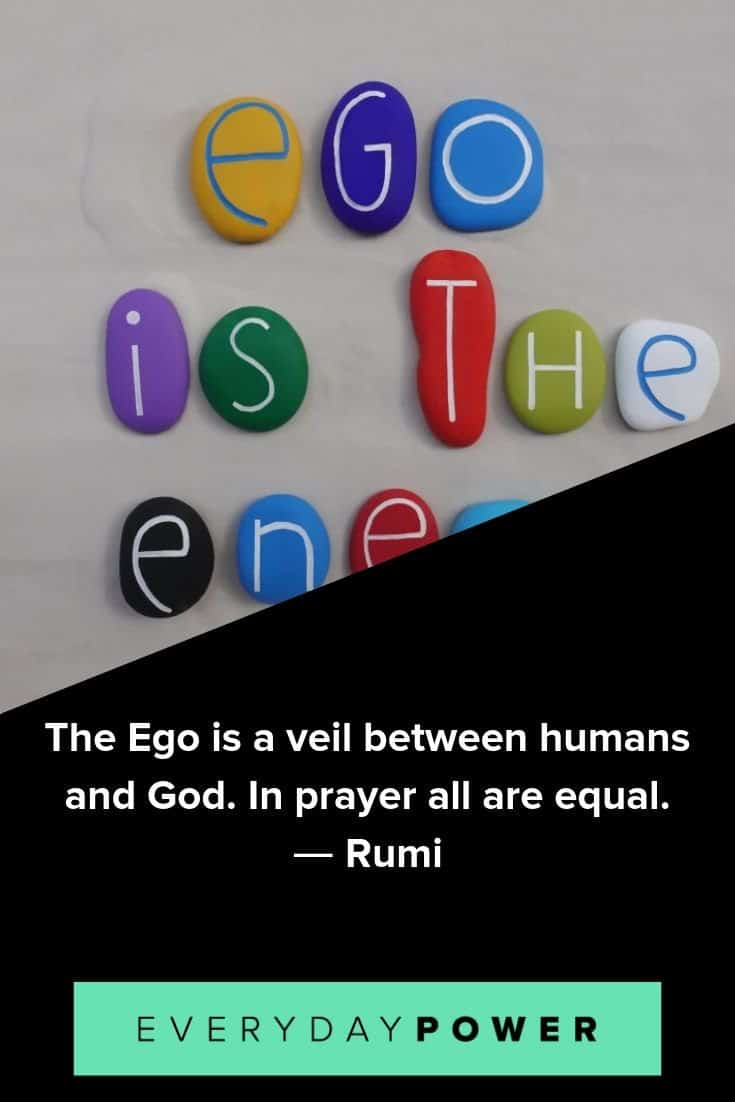 Ego quotes to help you stay humble