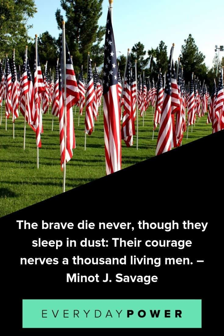 Memorial Day quotes to honor those service members who died for our freedom