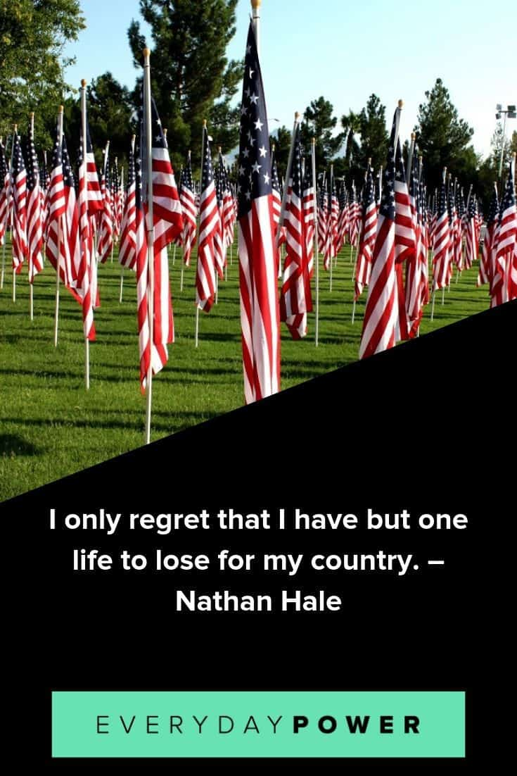 Memorial Day quotes to honor those who sacrificed their lives for our freedom and liberty