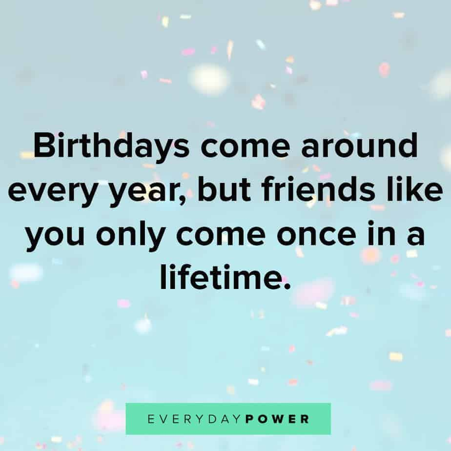 Happy Birthday Quotes to make them feel special