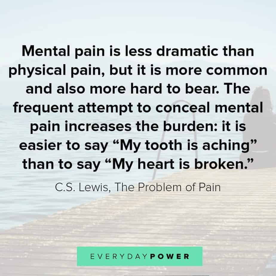 111 Depression Quotes On Mental Health To Help You Feel
