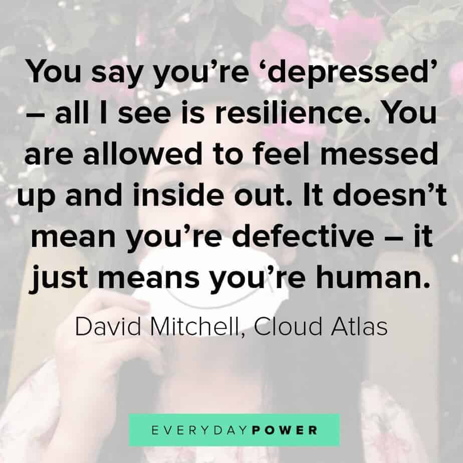 131 Depression Quotes | Inspirational Sayings on Feeling Down