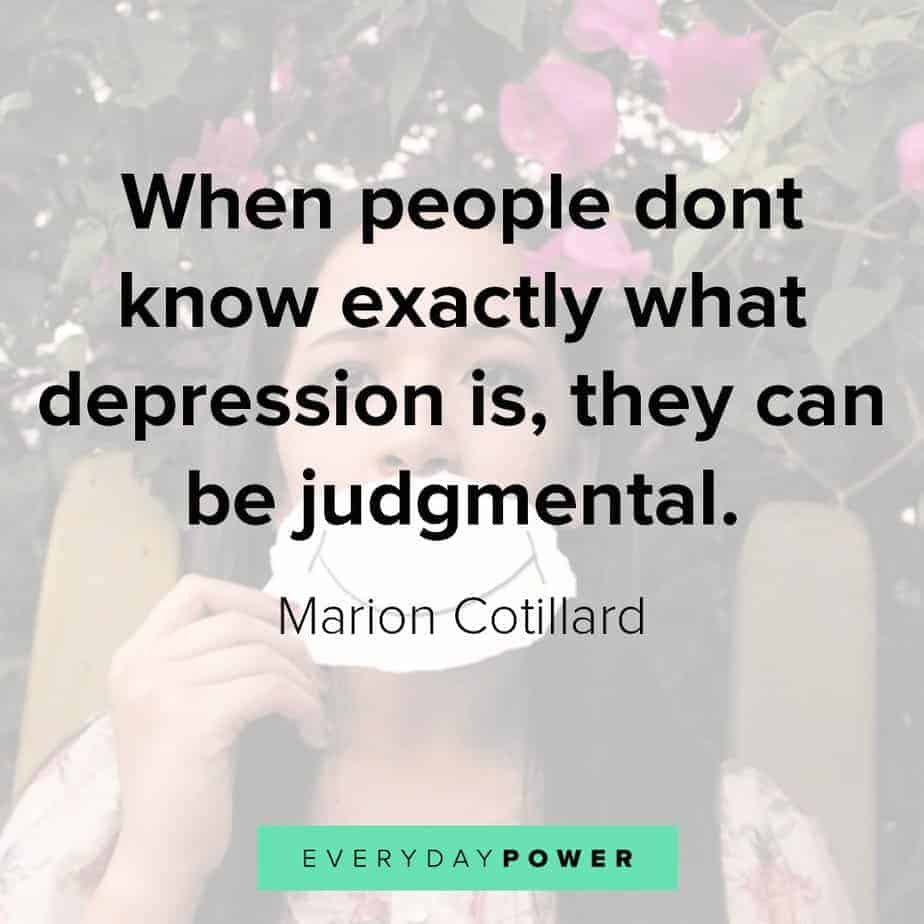 111 Depression Quotes On Mental Health To Help You Feel Understood