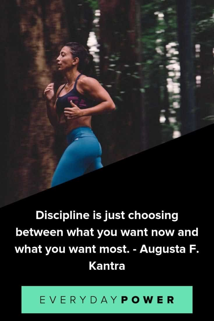 Discipline quotes that will inspire you to create a better life