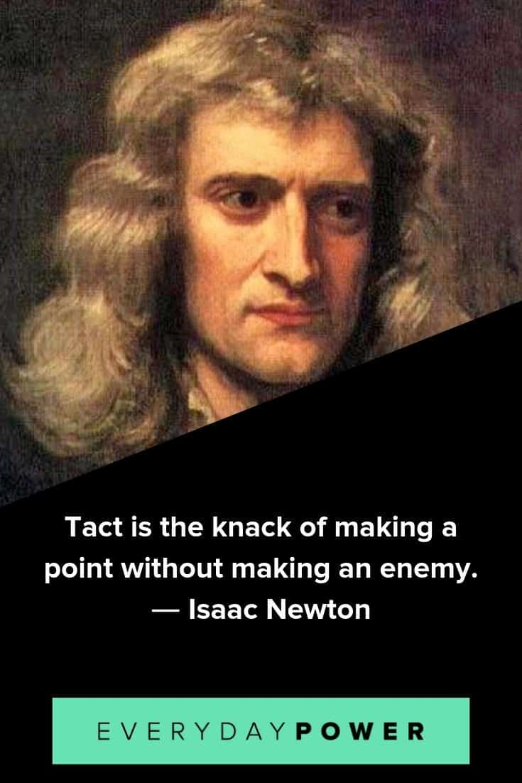 Isaac Newton quotes that will inspire you to reach your highest potential