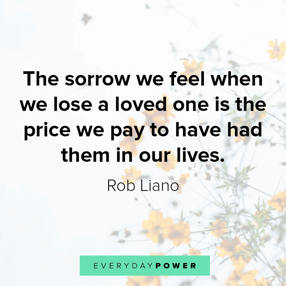 quotes-about-losing-a-loved-one to comfort