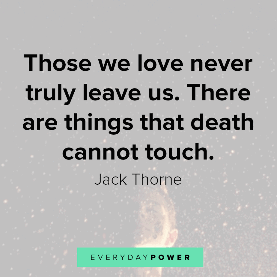 powerful quotes about losing a loved one