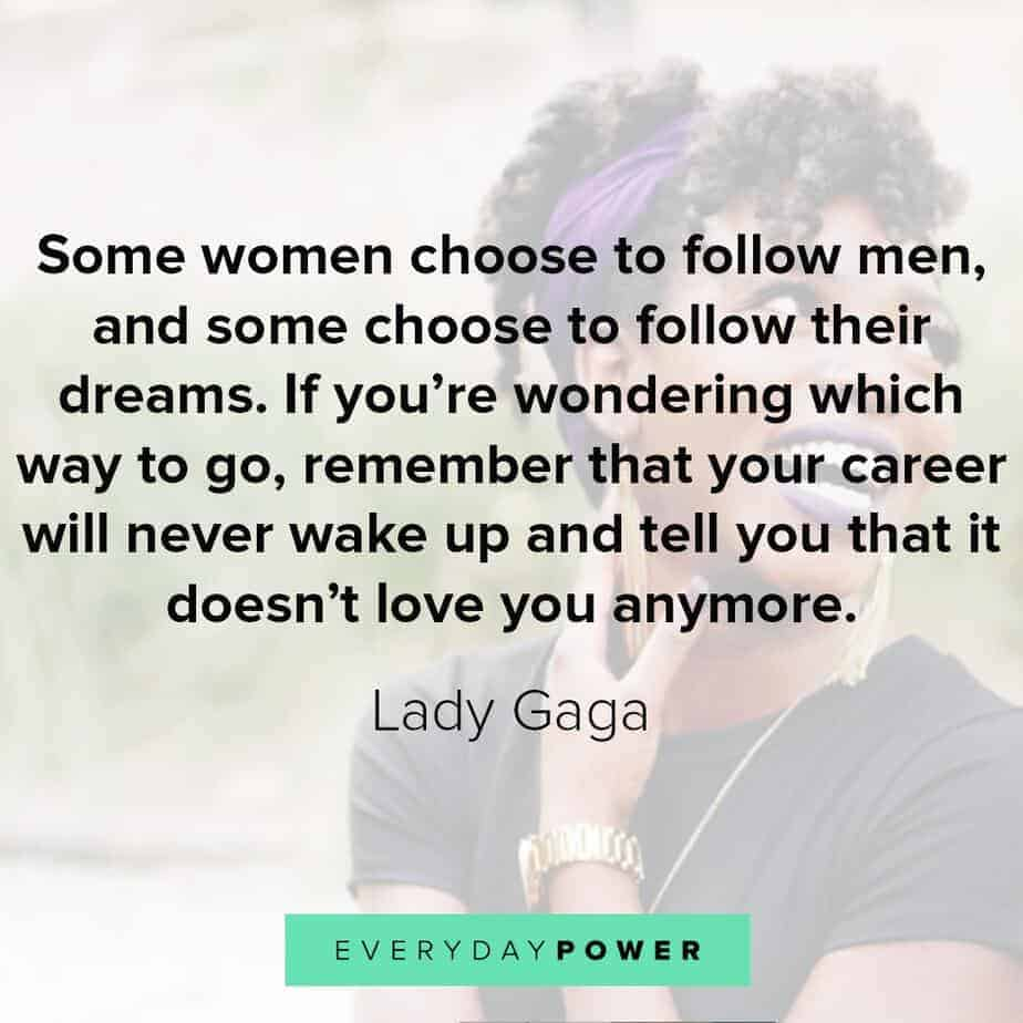 quotes for women on careers