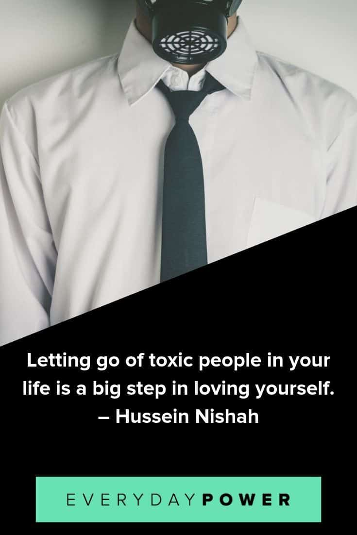 Toxic People Quotes To Help You Develop Boundaries