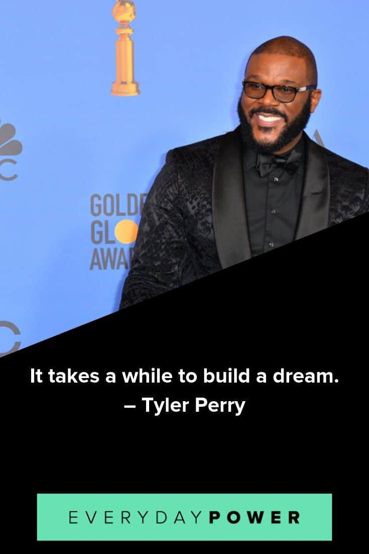 Tyler Perry quotes to inspire and motivate you