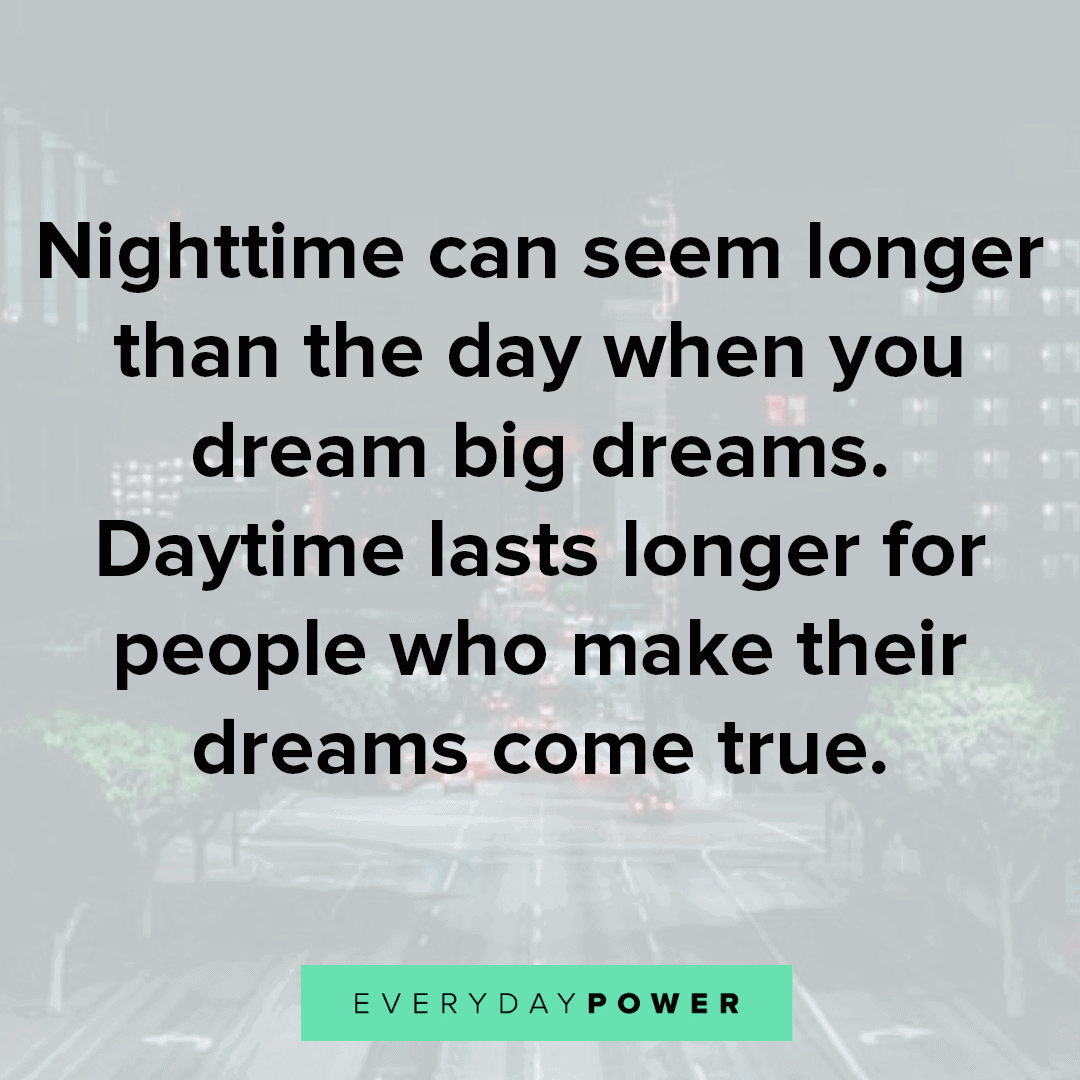 powerful Goodnight Quotes