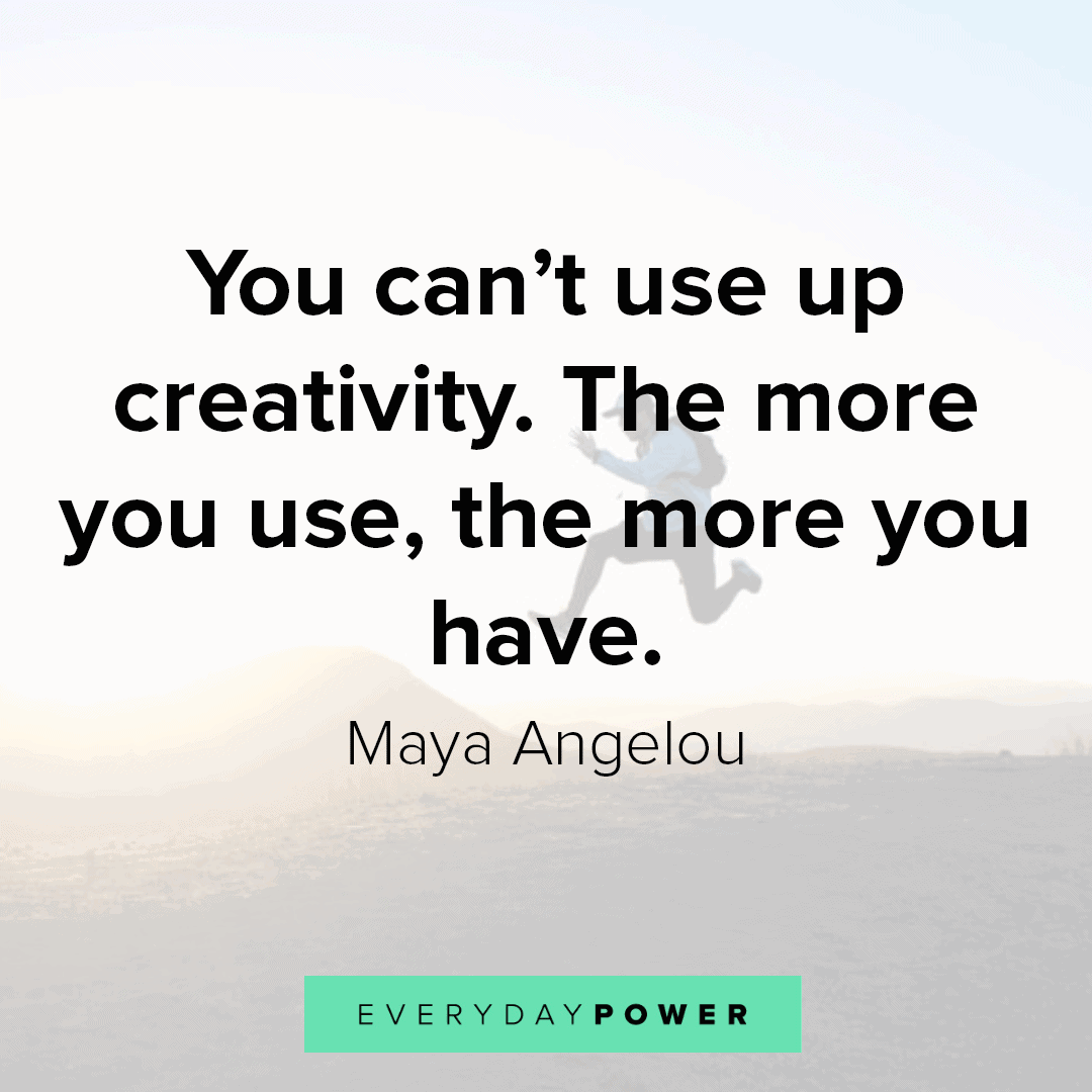 monday motivation quotes about creativity