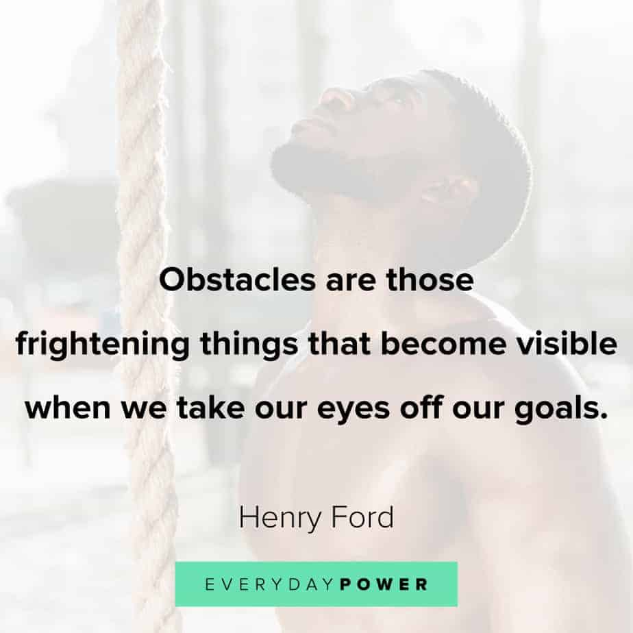 Addiction Quotes on obstacles