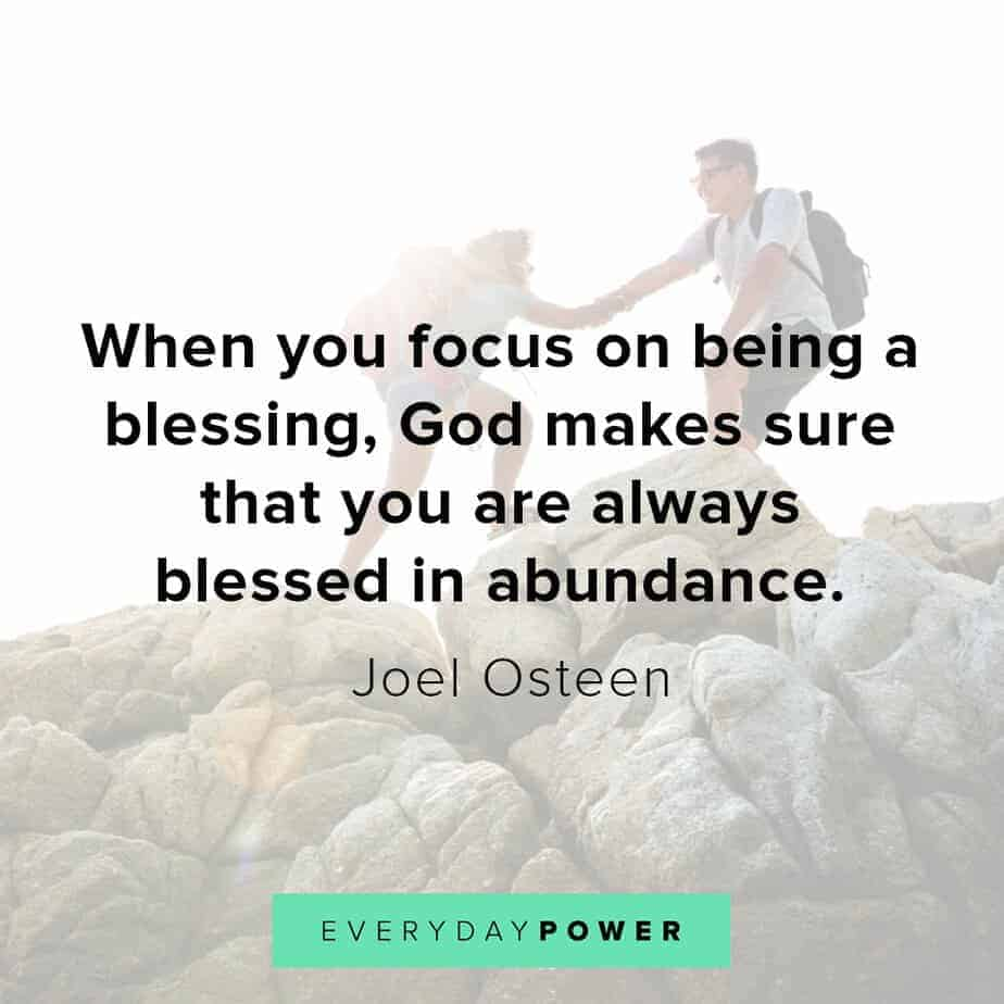 Blessed quotes about focus