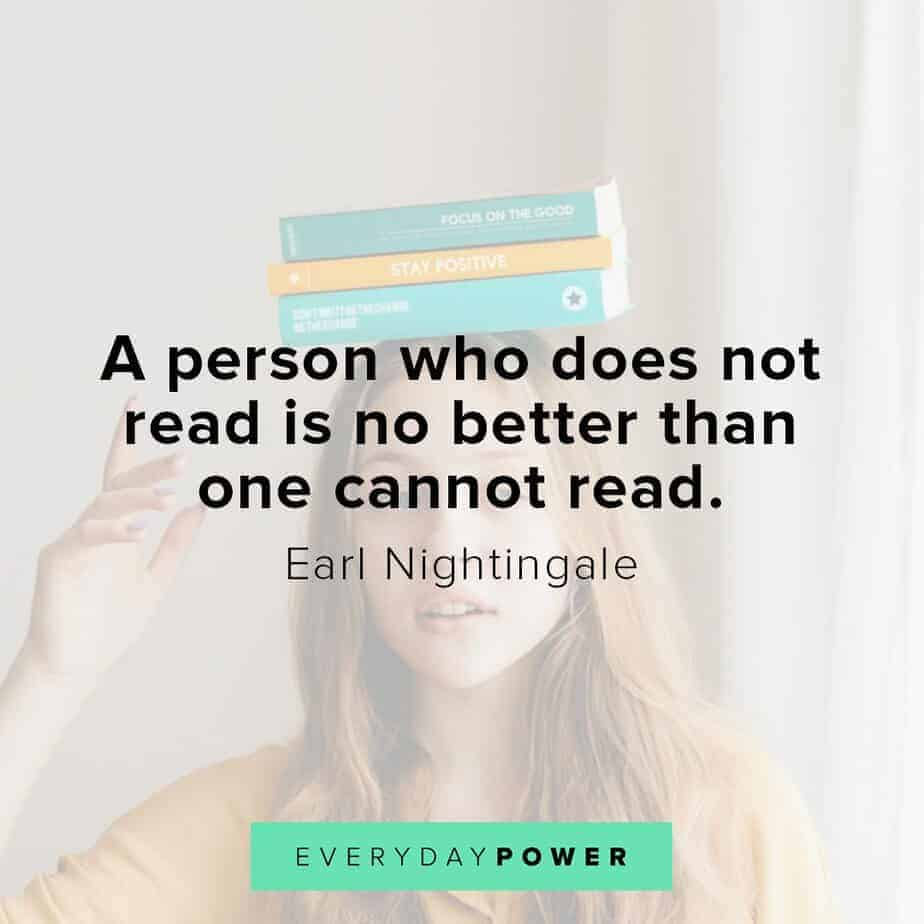 Earl Nightingale Quotes on education
