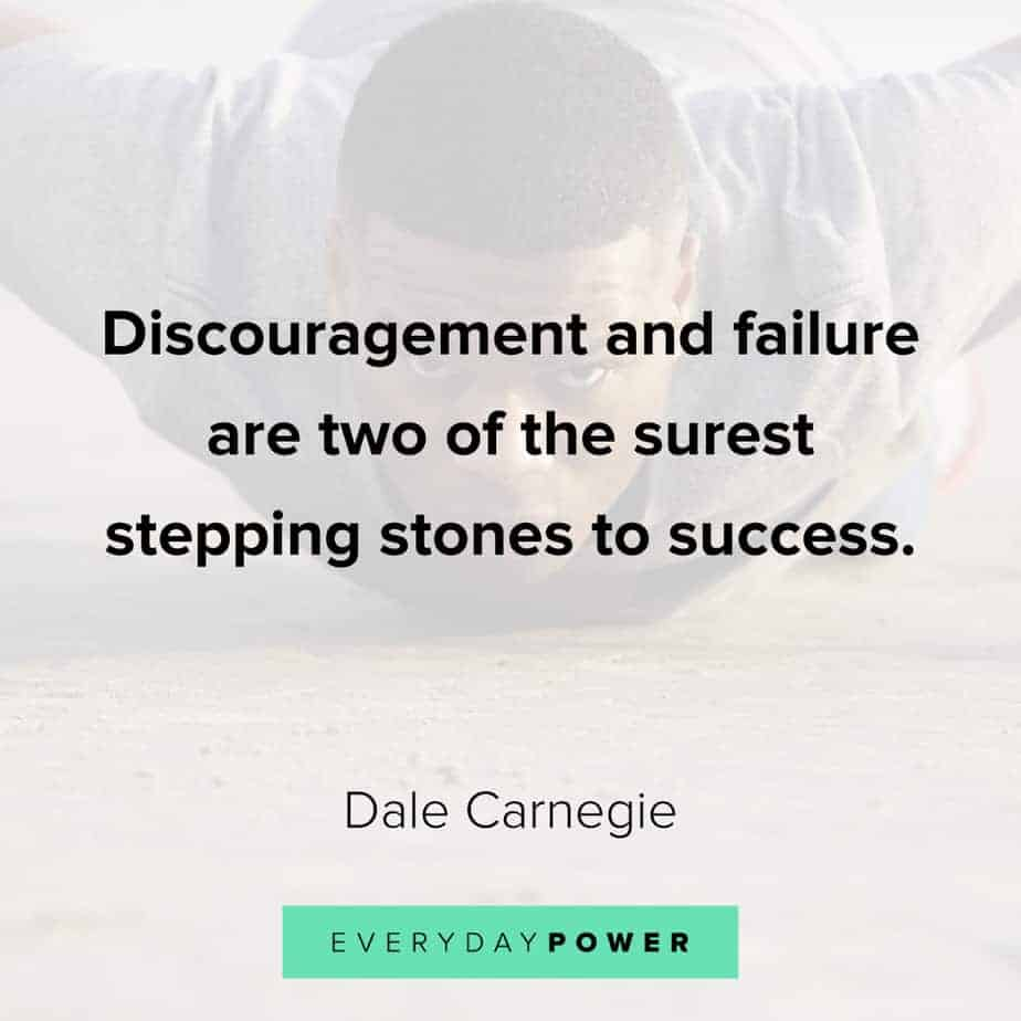 Encouraging quotes about stepping stones