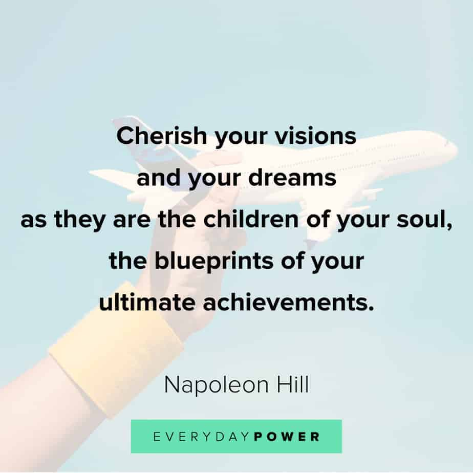 Encouraging quotes to help you achieve your dreams