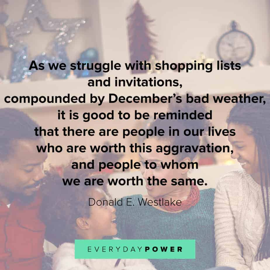 Happy Holidays Quotes about december
