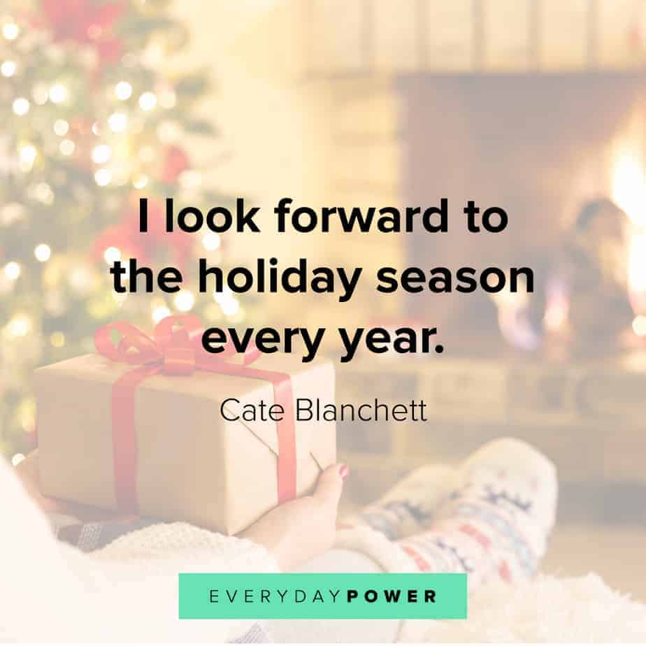 Happy Holidays Quotes about focus