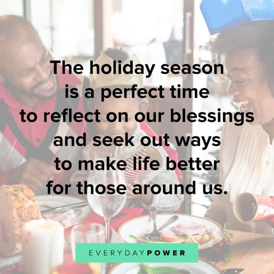 Happy Holidays Inspiration: 70 Happy Holidays Quotes That Celebrate Family And Love (2020