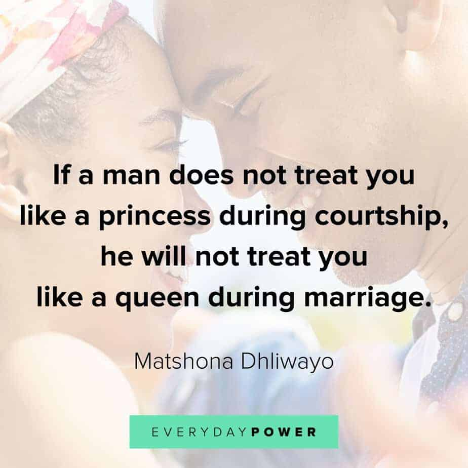 Queen Quotes about marriage
