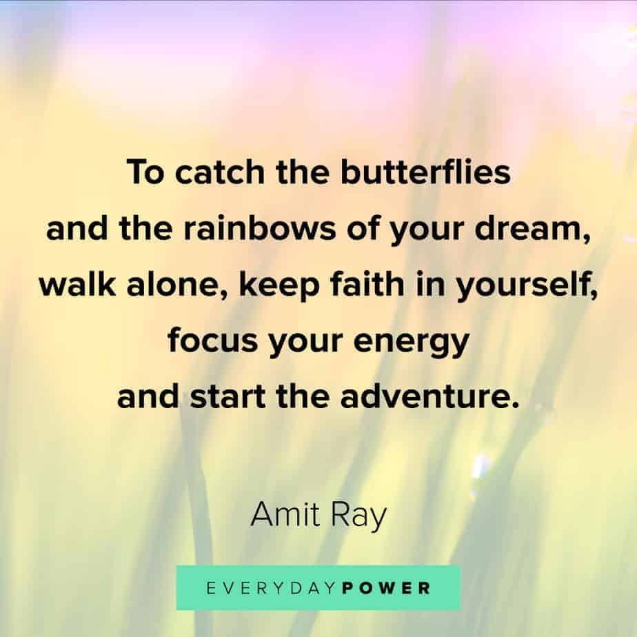 Rainbow quotes about adventure