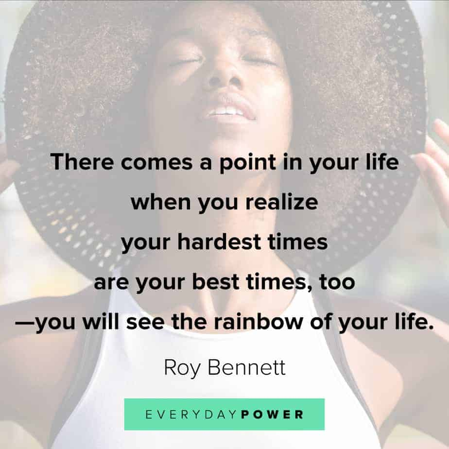 motivational Rainbow quotes
