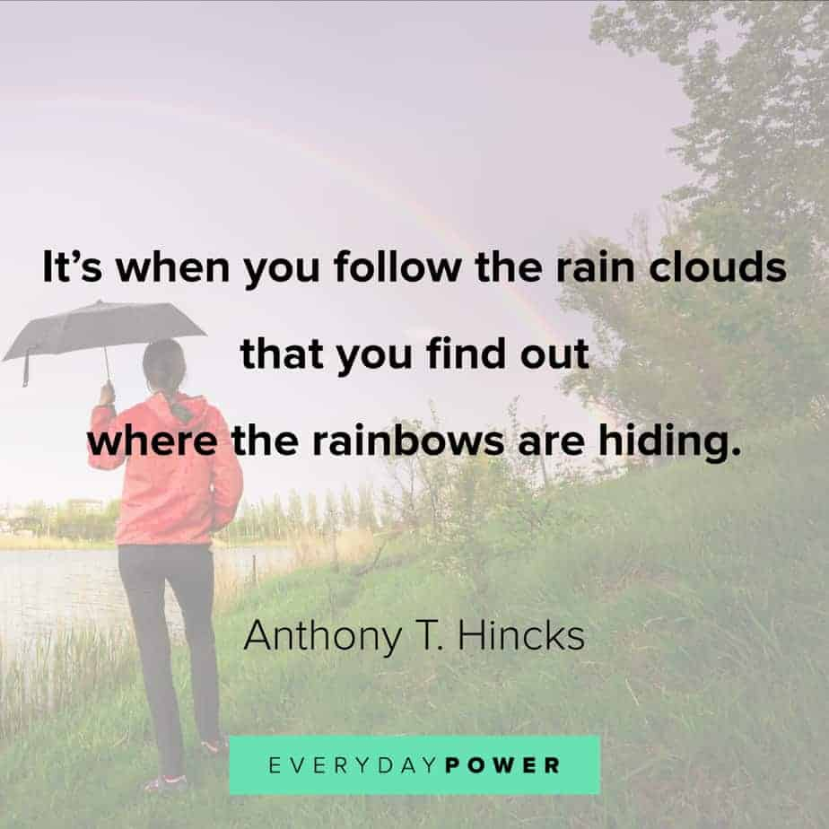 Rainbow quotes about friends