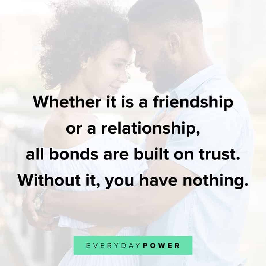Relationship Quotes about friendship