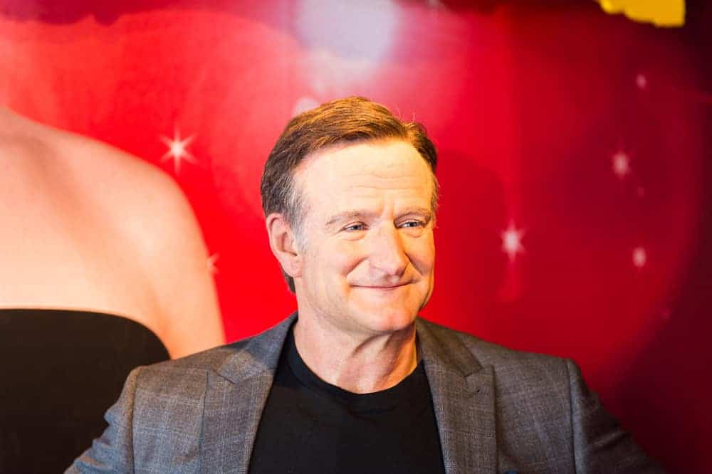 Robin Williams Quotes on Life, Laughter, & Love
